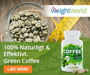grønne kaffebønner slankepiller Kaffebønnehjerte