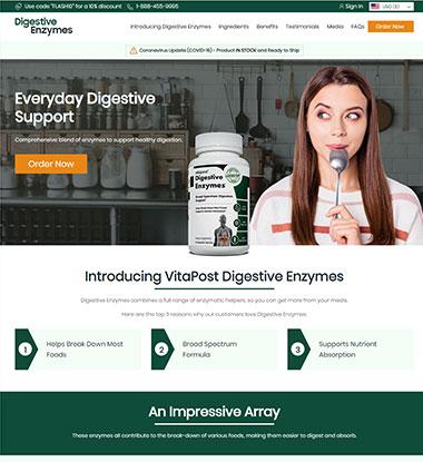 Digestive Enzymes Logo