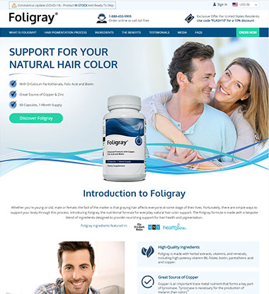 Foligray Logo