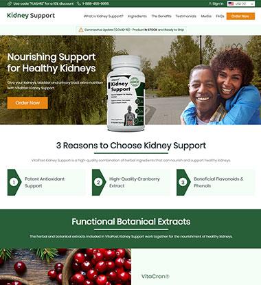 Kidney Support Logo