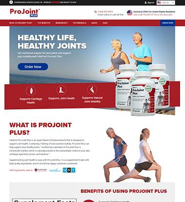 Projoint Plus Logo