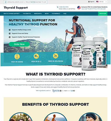 Thyroid Support Logo