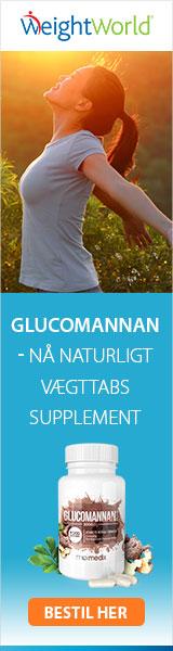 Glucomannan - slankepiller der virker = effektive slankepiller