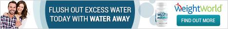 Water Away - Diuretic Supplement