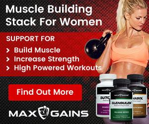 Maxgains women