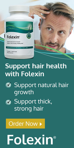 Foligen hair loss
